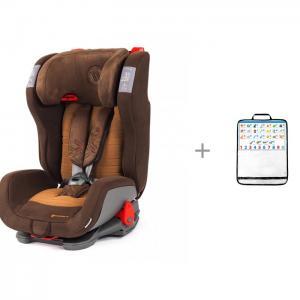 Автокресло  Evolvair Softy и ProtectionBaby Защитная накидка на спинку переднего сиденья автомобиля Avionaut