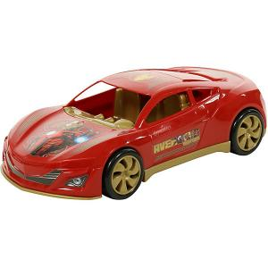 Автомобиль Marvel Мстители. Железный Человек, красный Polesie