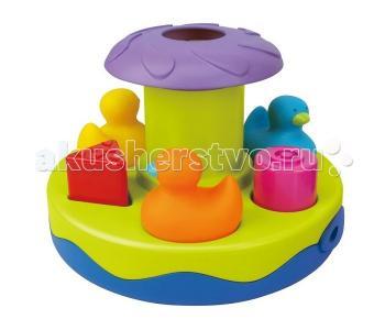 KS Kids Игрушка для купания Карусель K'S