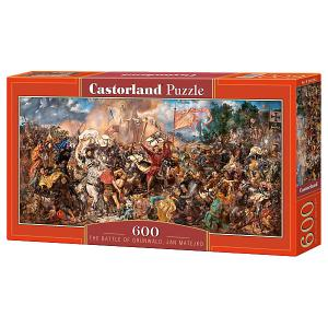 Пазл  Битва при Грюнвальде, 600 деталей Castorland