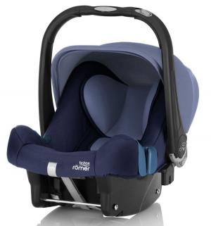 Автокресло  Baby-Safe Plus SHR II, цвет: moonlight blue Britax Romer
