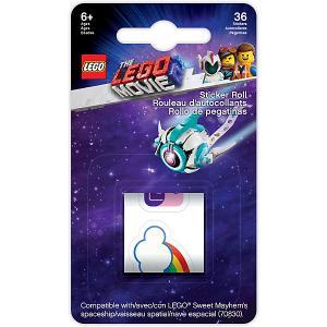 Стикеры  Movie 2 70830: Космический корабль Мими Катавасии, 36 шт LEGO. Цвет: разноцветный