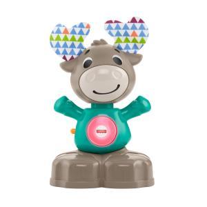 Интерактивная игрушка  Поющий Лось 11 см Fisher-Price