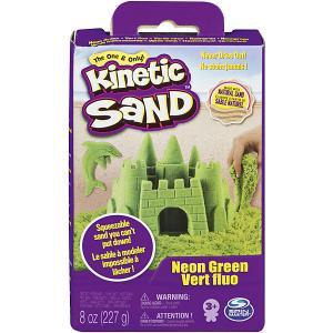 Игровой набор Kinetic Sand Кинетический песок, зеленый