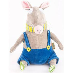 Мягкая игрушка  Крыса Афоня, 25 см Gulliver. Цвет: разноцветный