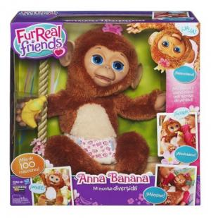 Интерактивная игрушка FurReal Friends  Смешливая обезьянка Hasbro