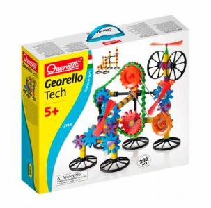 Конструктор  Технологии Джиорелло 3D (266 элементов) Quercetti