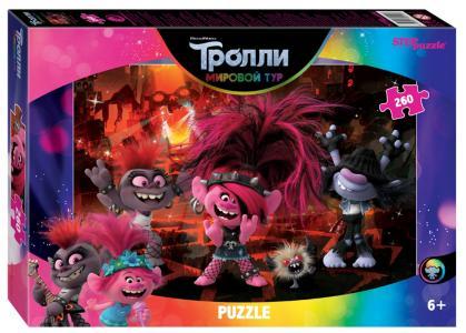 Пазл  DreamWorks Trolls-2 Step Puzzle