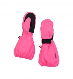 Варежки Оксфорд, цвет: розовый Oldos