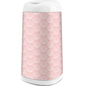 Чехол для накопителя подгузников AngelCare Dress Up, розовый. Цвет: розовый