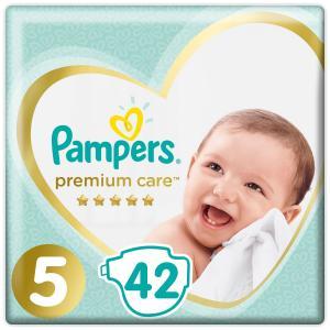 Подгузники  Premium Care (11-16 кг) 42 шт. Pampers