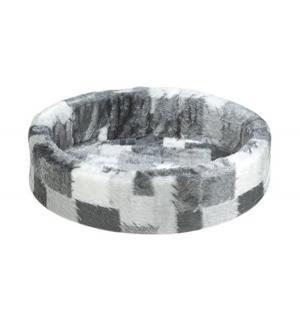 Лежанка для собак  Teddy, цвет: серый, 60*50см Beeztees