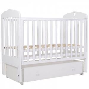 Детская кроватка  Мария 6 120x60 см (маятник поперечный) Топотушки