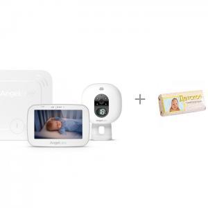 Беспроводной монитор движения и видеоняня c 5 сенсорным LCD дисплеем  мыло Свобода Angelcare