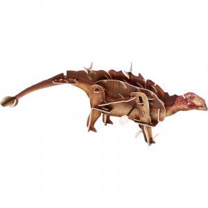 Конструктор – 3D пазл заводной: Анкилозавр, UF