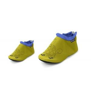 Бахилы детские  For Baby, цвет: yellow Welldon