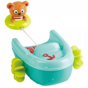 Игрушка для купания Мишка на тюбинге Hape