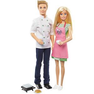 Набор кукол Barbie Барби и Кен-шеф повар Mattel