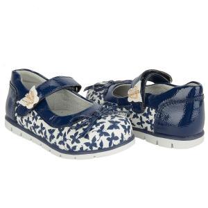 Туфли , цвет: синий Kenka