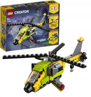 Конструктор  Creator 31092 Приключения на вертолете LEGO