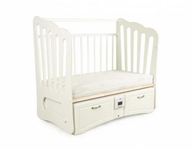 Детская кроватка  Укачай-ка 06 Валенсия (поперечный маятник) Daka Baby
