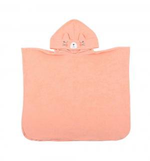 Полотенце  65 х 58 см, цвет: оранжевый Crockid