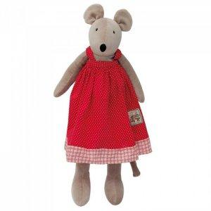 Мягкая игрушка  плюшевая мышка Нини Moulin Roty