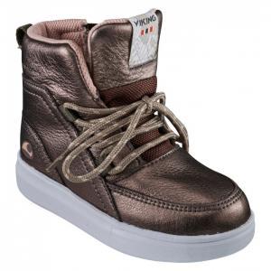 Ботинки для девочки 3-50675 Viking