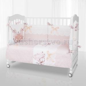 Комплект в кроватку  Angel Dream (6 предметов) Eco Line
