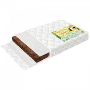 Матрас  Бамбук-ЭКО-дабл 60х120х10 см BoomBaby