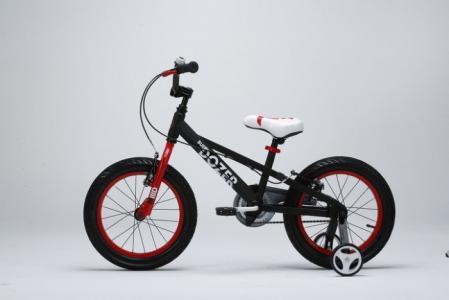 Велосипед двухколесный  Bull Dozer 18 Royal Baby