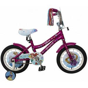 Двухколесный велосипед  Disney Принцесса, 14 Navigator. Цвет: разноцветный