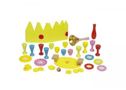 Игра Завтрак короля Goki
