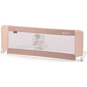 Защитный барьер для кроватки  Night Guard, бежевый Lorelli. Цвет: бежевый