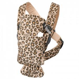 Рюкзак-кенгуру  Mini Cotton Leopard BabyBjorn
