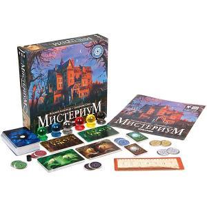 Настольная игра Gemenot: Мистериум Магеллан