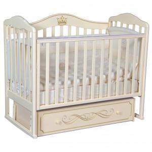 Детская кроватка  Helen 5 (универсальный маятник) Кедр