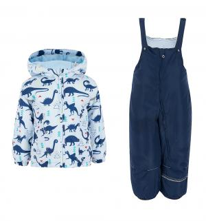 Комплект куртка/полукомбинезон , цвет: голубой Bony Kids