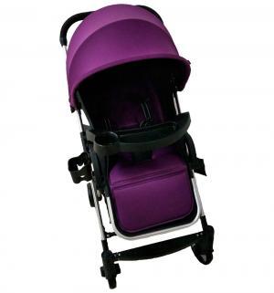 Прогулочная коляска  LK-А618, цвет: фиолетовый Little King