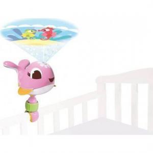 Игрушка-проектор  Коди розовый Tiny Love