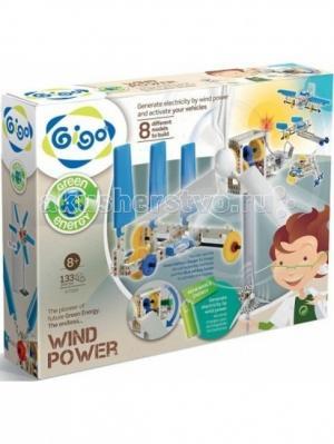 Конструктор  Энергия ветра (133 детали) Gigo