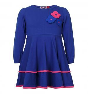Платье , цвет: синий MBimbo