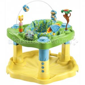 Игровой центр  ExerSaucer Zoo Friends Evenflo