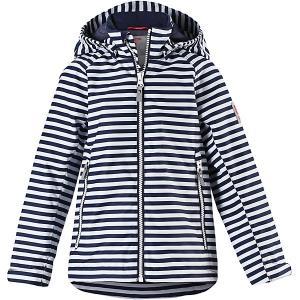 Куртка Schiff Reima. Цвет: синий/белый
