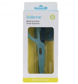 Ножницы  кулинарные нержавеющая сталь, цвет: аквамарин Kidsme