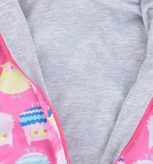 Ветровка , цвет: розовый Fun Time