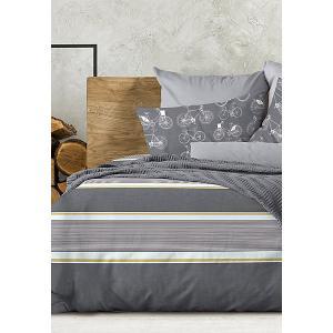 Комплект постельного белья  Amsterdam, 2-спальное Wenge. Цвет: разноцветный