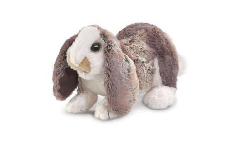 Мягкая игрушка  Крольчонок 25 см Folkmanis