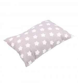 Подушка Звезды большие 40 х 60 см, цвет: белый Зайка Моя