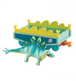 Игровой набор  Морис с вагончиком Поезд Динозавров